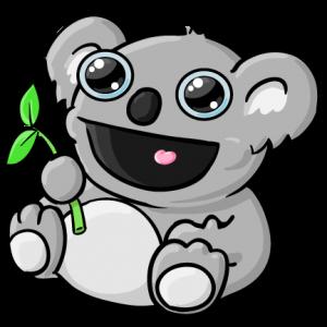 Koala Clip Art