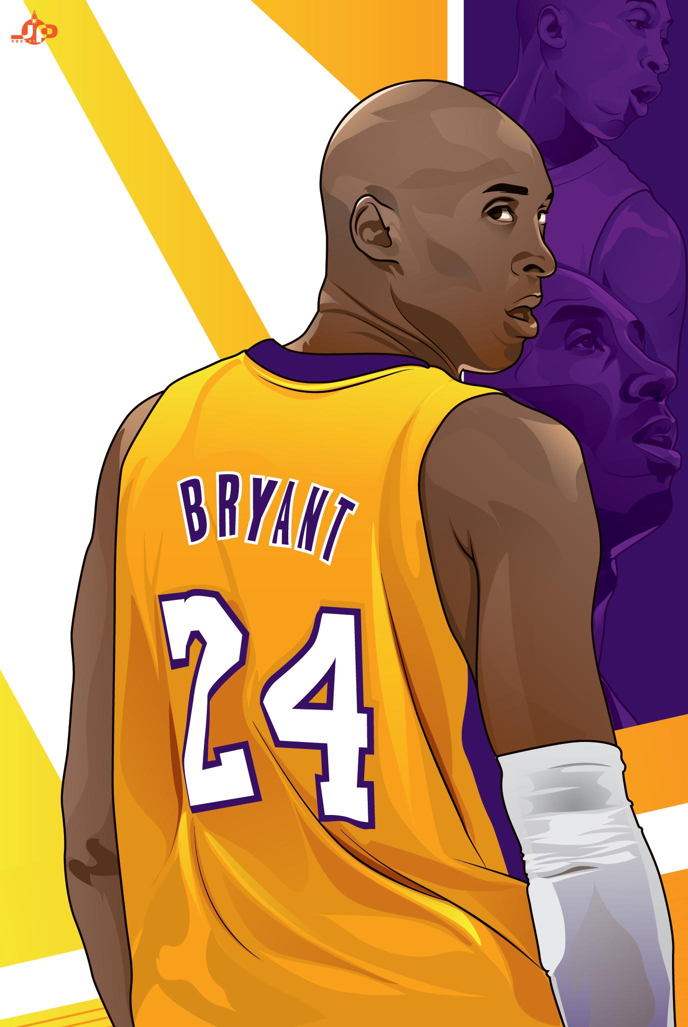 Kobe Bryant Clipart-Clipartlook.com-1377-Kobe Bryant Clipart-Clipartlook.com-1377-2