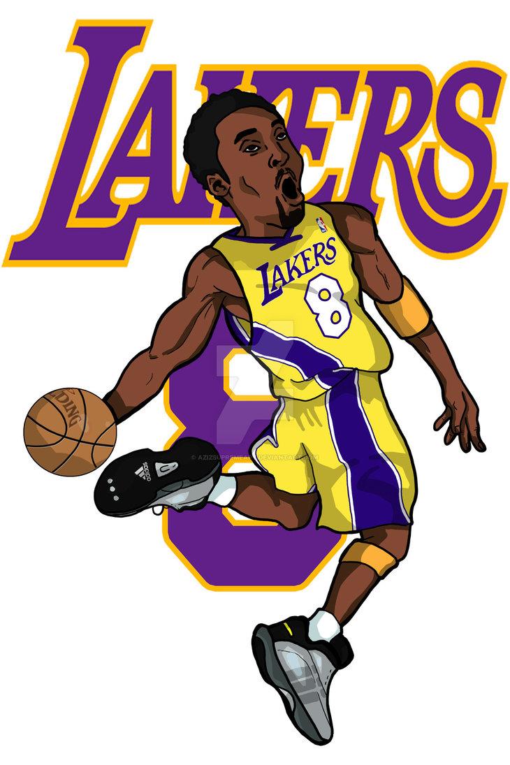 SportToons ~ Kobe Bryant By AzizSupremeA-SportToons ~ Kobe Bryant by AzizSupremeArt ClipartLook.com -20