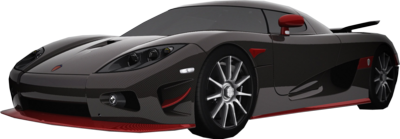 Download PNG image - Koenigsegg Clipart 610