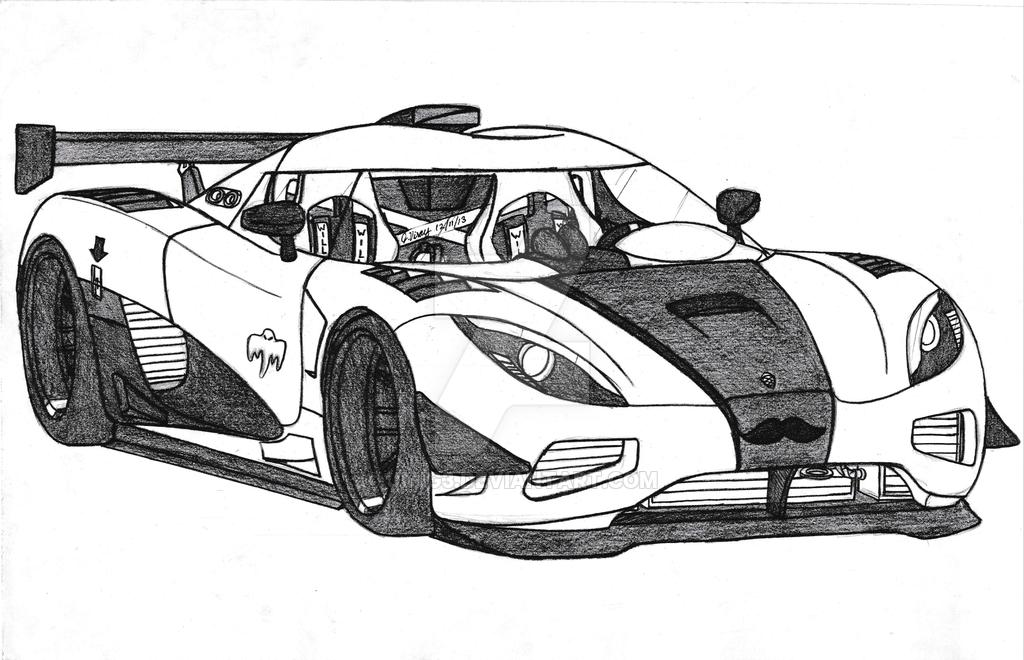 . ClipartLook.com Koenigsegg Agera R by jmig3