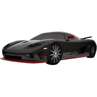 Koenigsegg Clipart PNG Image