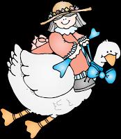 La Carte: Mother Goose Is .-la Carte: Mother Goose is .-8