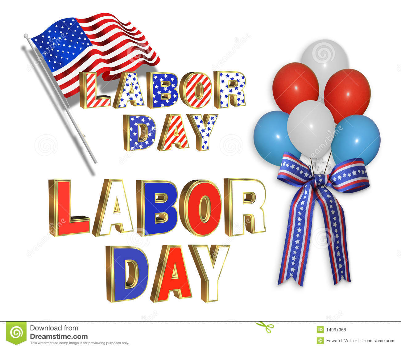 Labor Day clip art .-Labor Day clip art .-16
