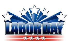 Labor day clip art free image