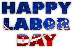 Labor day clipart free graphics
