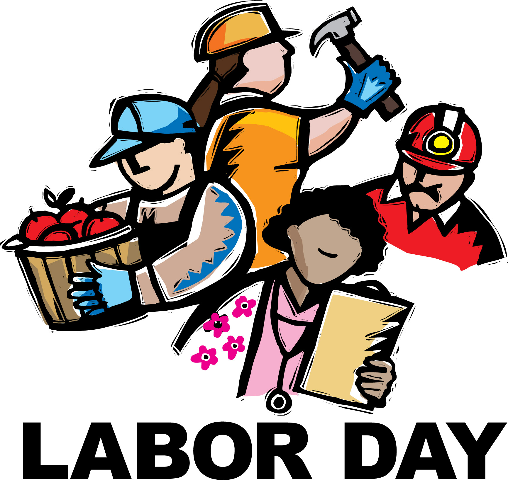 Labor Day Picnic Clip Art Pictures-Labor Day Picnic Clip Art Pictures-1