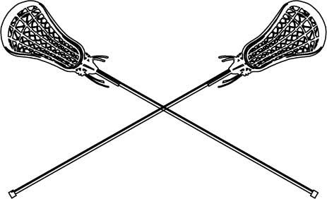 Lacrosse Sticks Clipart. Lacrosse Sticks Logo images