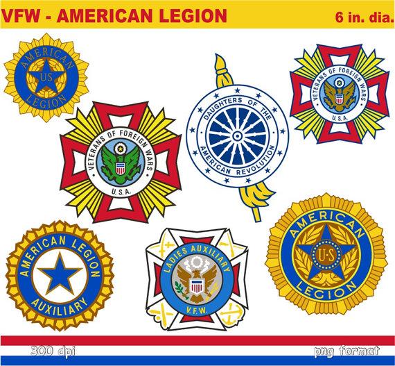 Ladies Auxiliary Vfw Logo Clip .-Ladies Auxiliary Vfw Logo Clip .-18