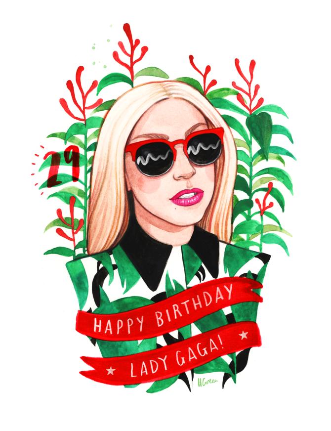 Lady Gaga Clipart-Clipartlook.com-670
