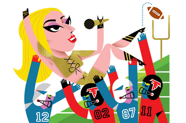 Just How Political Can Lady Gaga Get During Her Super Bowl Halftime Show?