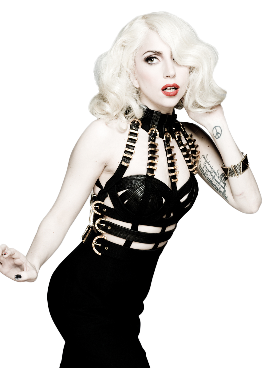 Lady Gaga Picture PNG Image