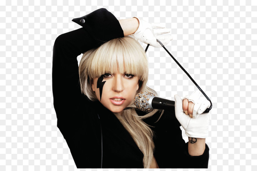 Lady Gaga Poker Face Clip art - Lady Gaga Png Hd