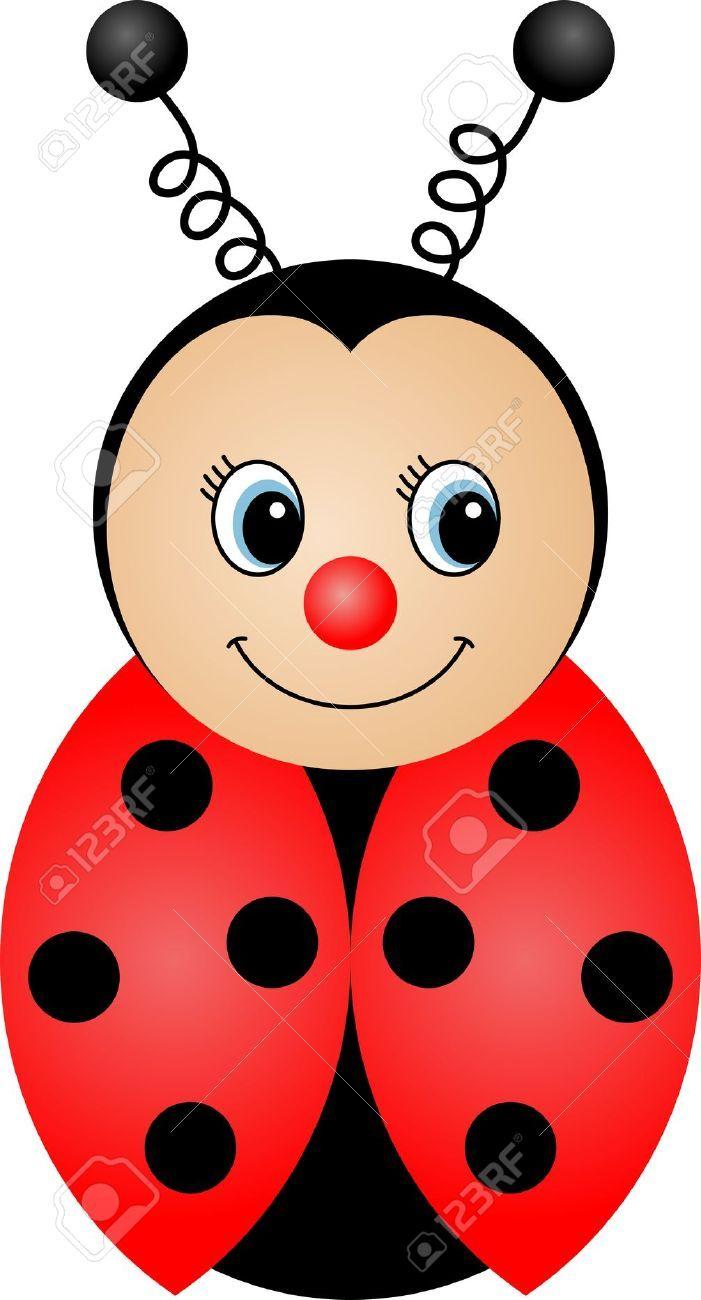 Ladybug Baby Shower Clip Art | ladybug clipart: Ladybug
