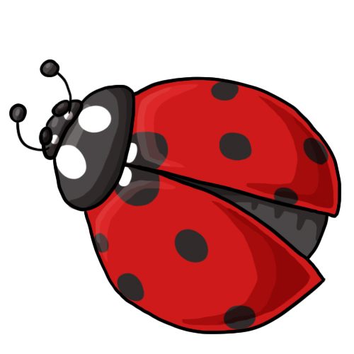 Return to Free Ladybug Clip Art-Return to Free Ladybug Clip Art-4
