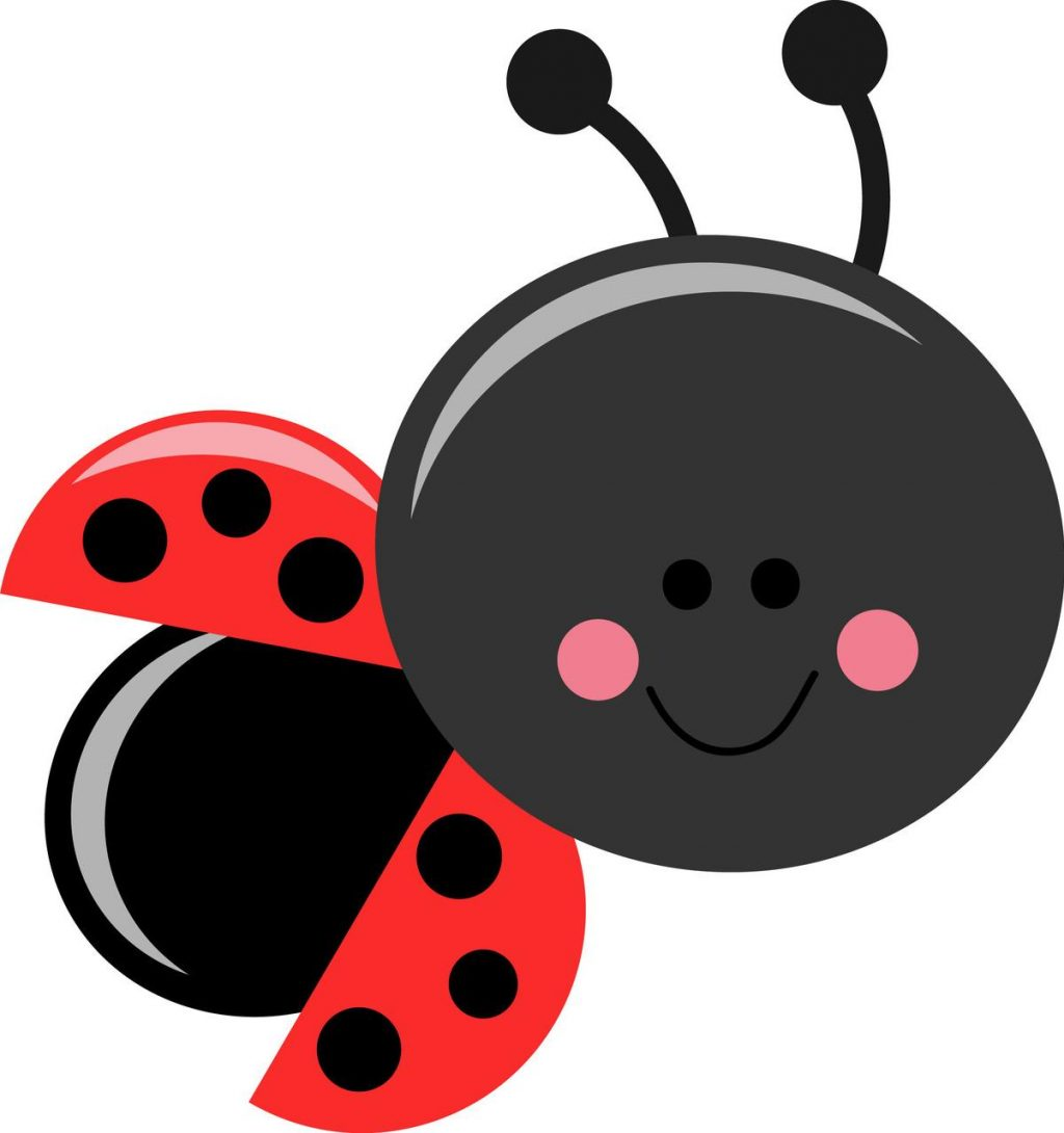 Top 10 Cartoon Ladybug Clipart Kid Image-Top 10 Cartoon Ladybug Clipart Kid Images - Vector Images Stocks .-1
