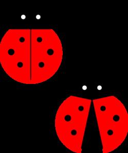 Ladybugs Clip Art At Clker Com Vector Clip Art Online Royalty Free