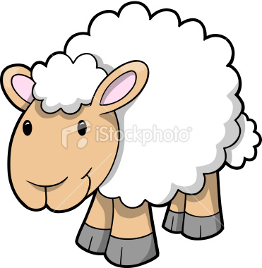 Lamb Clip Art Sheep Clip Art Cute Cartoo-Lamb Clip Art Sheep Clip Art Cute Cartoon Baby Lambs Sheep Coloring-8