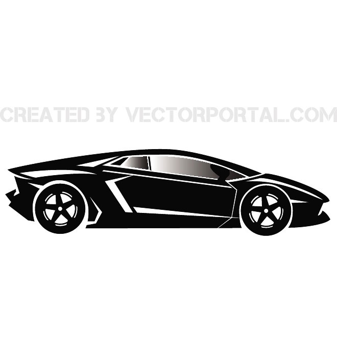 660x660 40  Car Silhouette Vectors Download Free Vector Art amp Graphics