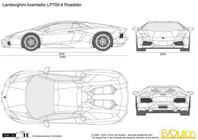 Lamborghini Aventador LP700-4 Roadster-Lamborghini Aventador LP700-4 Roadster-13