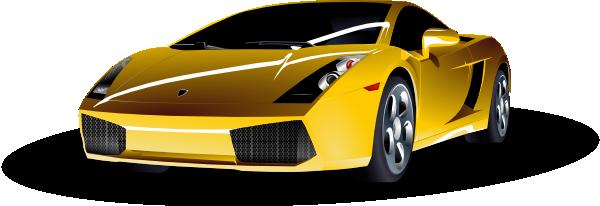 . ClipartLook.com free vector Lamborghini clip art