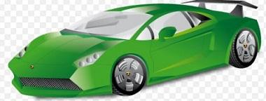 Lamborghini Clipart