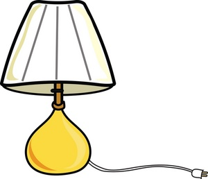 Academic Lamp Clipart #1