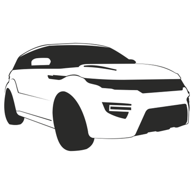 Range Rover Evoque Car Sketch-Range Rover Evoque Car Sketch-10