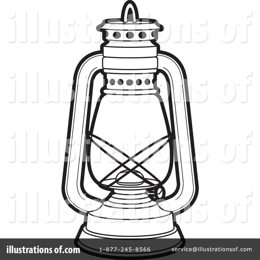 Lantern Clipart #217883 - Illustration B-Lantern Clipart #217883 - Illustration by Lal Perera-12