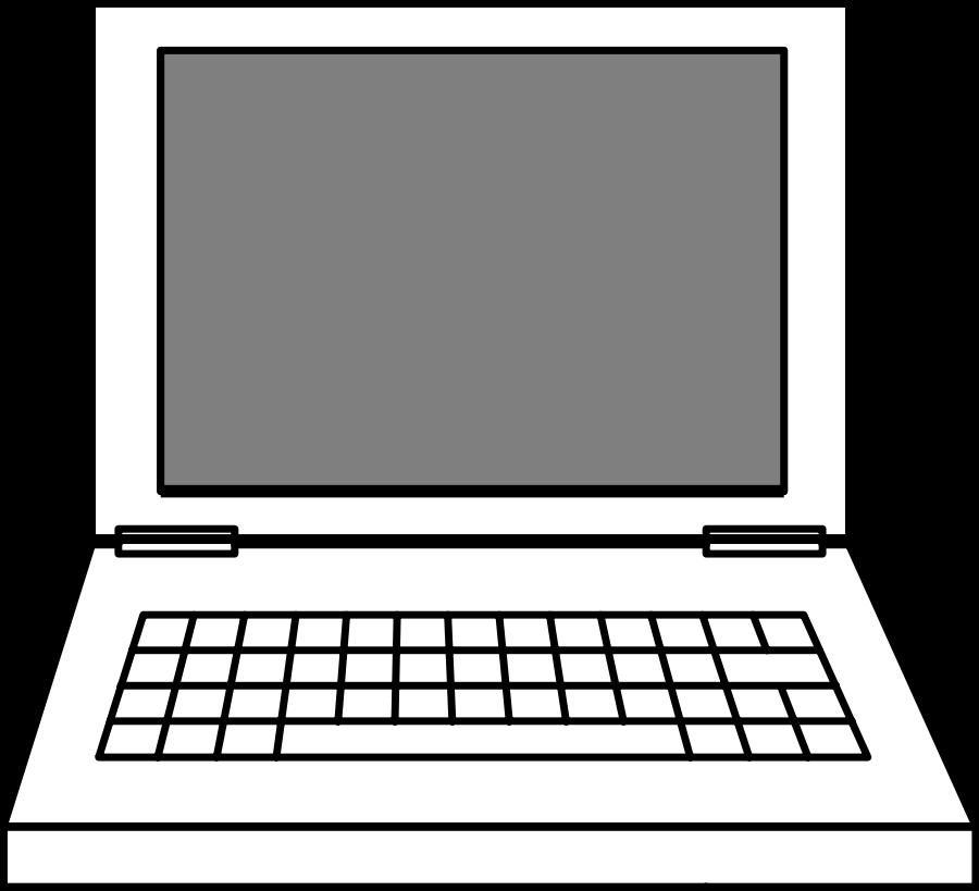 Laptop Clipart-laptop clipart-13