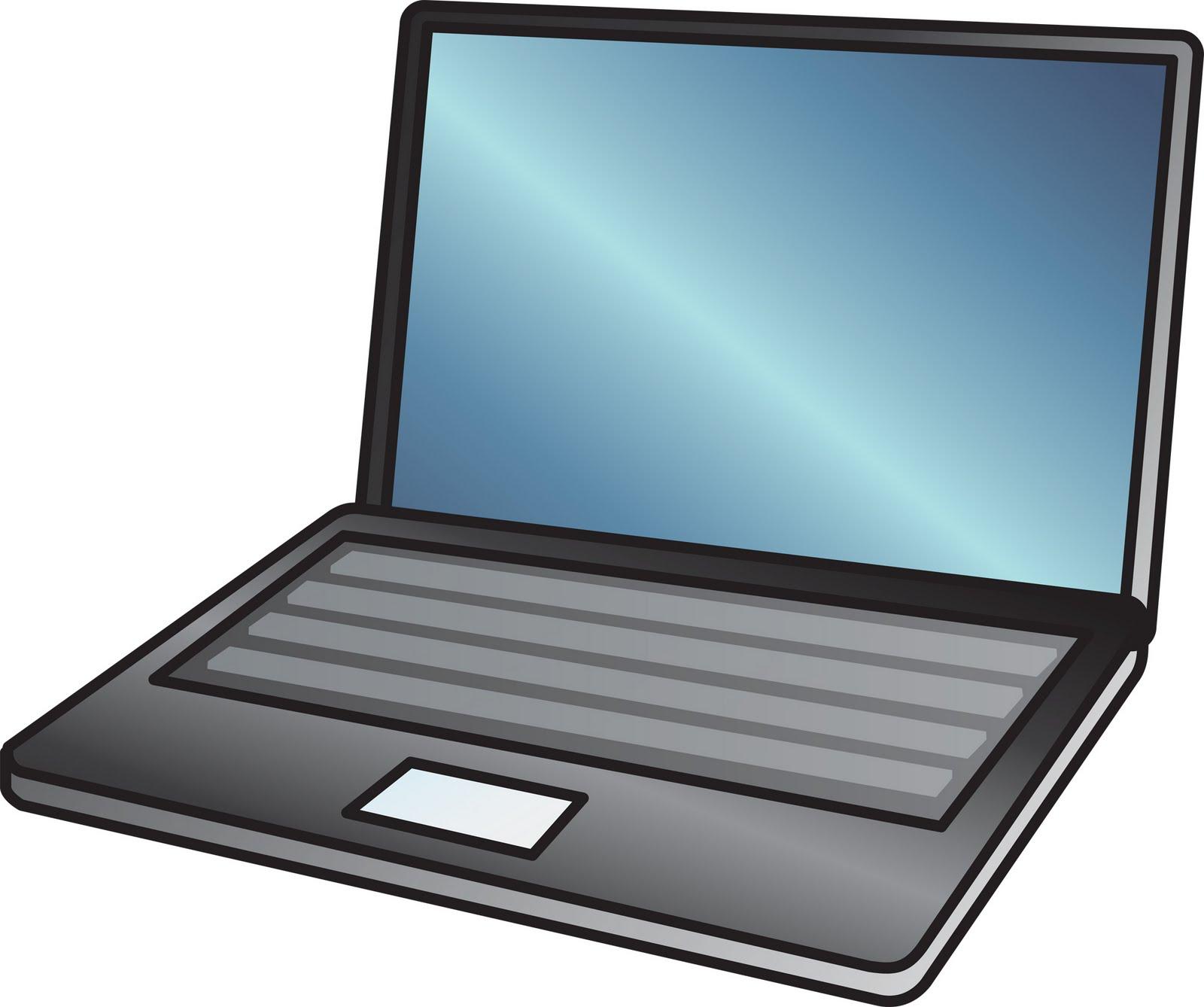 Laptop Computer Clipart Clipart Panda Free Clipart Images