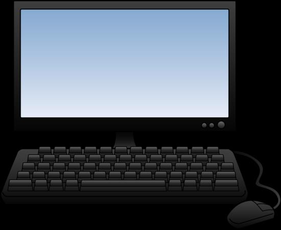laptop computer clipart. computer clipart