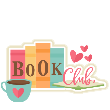 Large Book Club Title Png