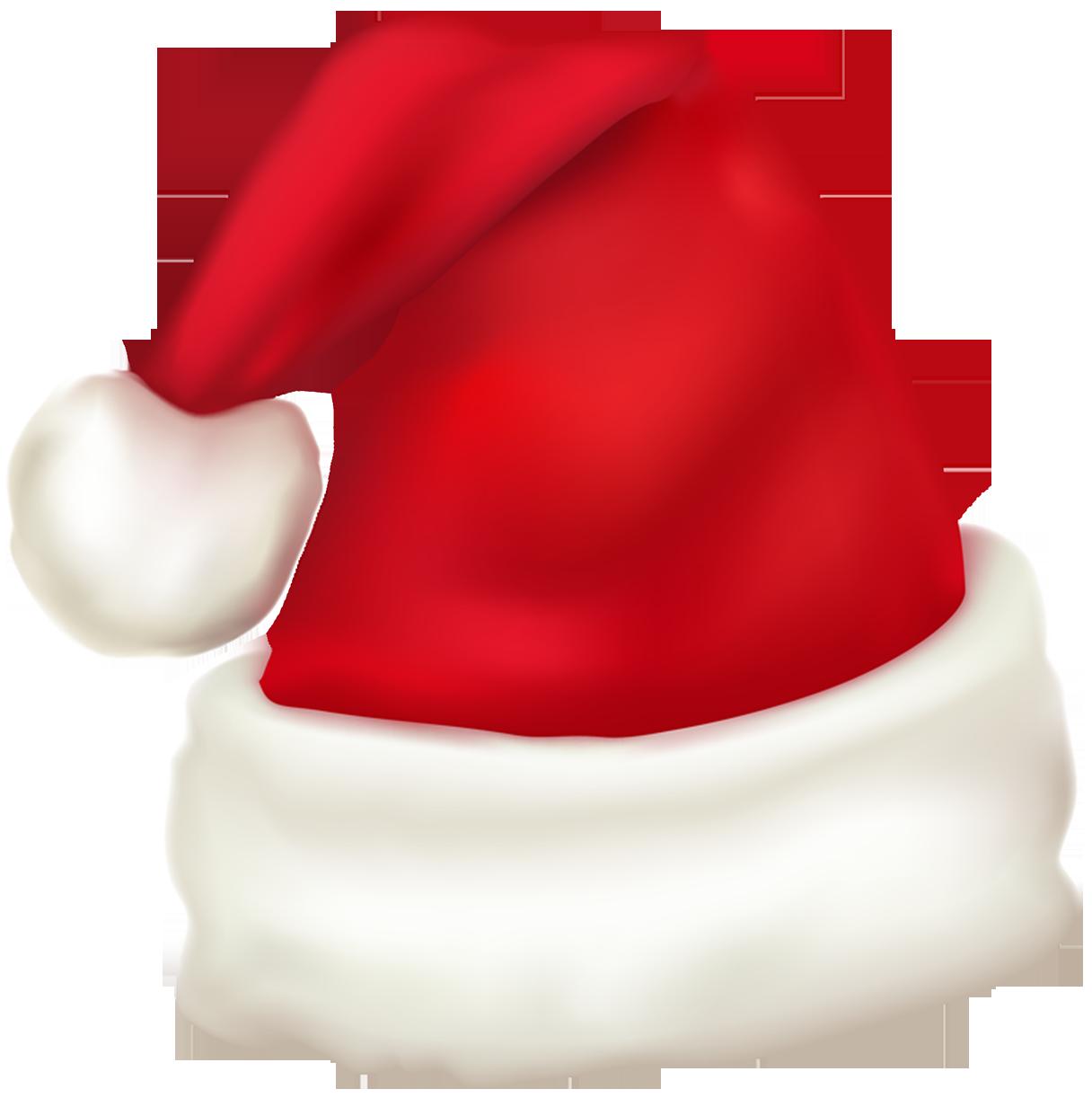 Large Santa Hat Clipart