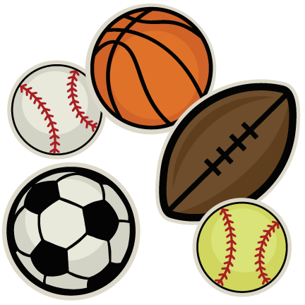 Large Sports Balls Png - Sports Balls Clipart