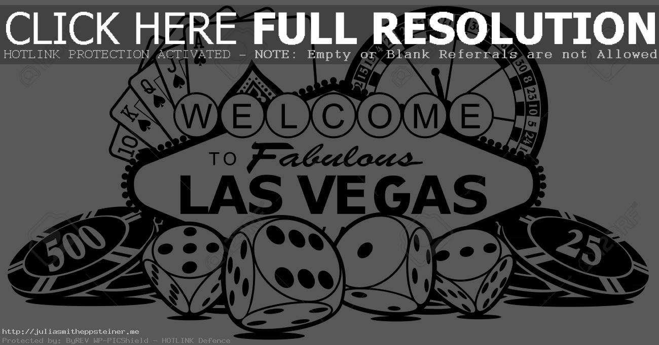 Las Vegas Vector Royalty Free Cliparts Vectors And Stock Within Clipart