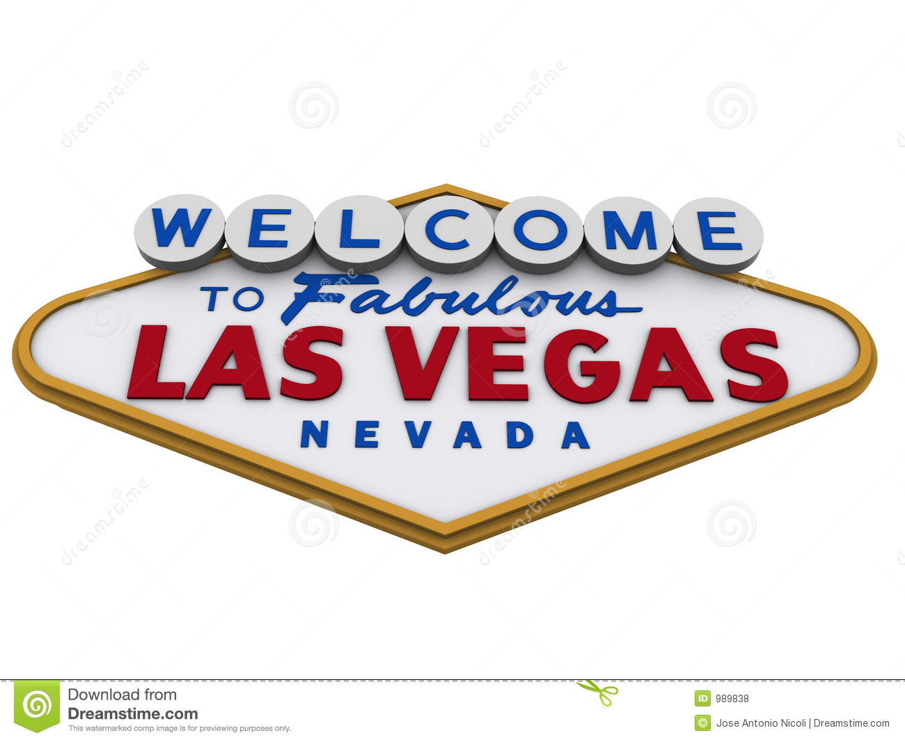 29 Las Vegas Sign Clip Art