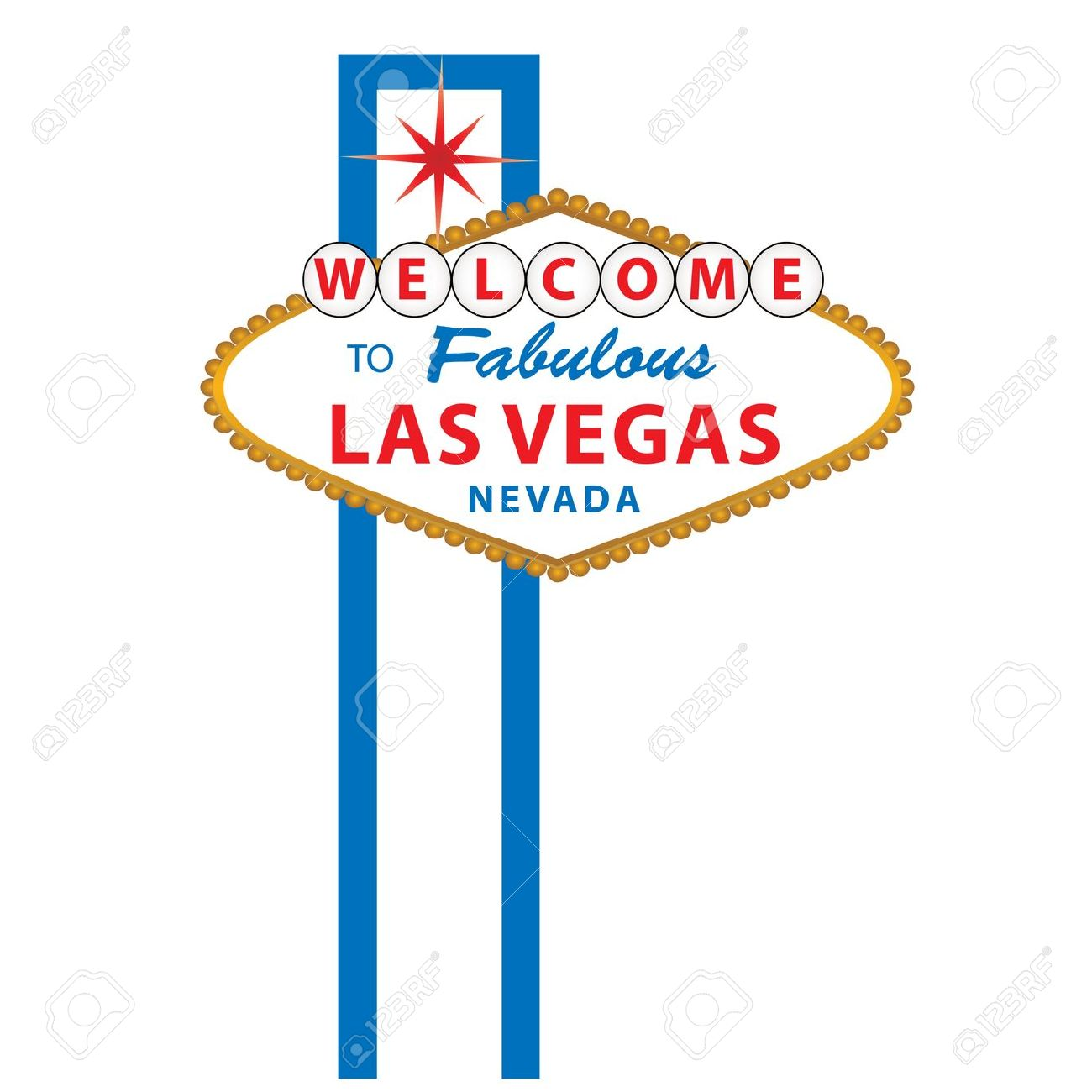las vegas: Welcome to Fabulous .
