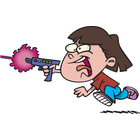 Laser Tag Free Clipart #1