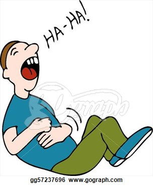 Laughing Hysterically Clipart - Clipart Kid