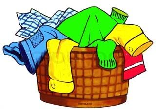 Laundry Hamper Clipart-laundry hamper clipart-9