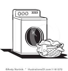 Laundry Basket Illustration .-Laundry Basket Illustration .-11