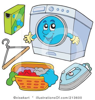 Laundry Basket Illustration   Laundry Cl-Laundry Basket Illustration   Laundry Clipart (rf) laundry clipart-12