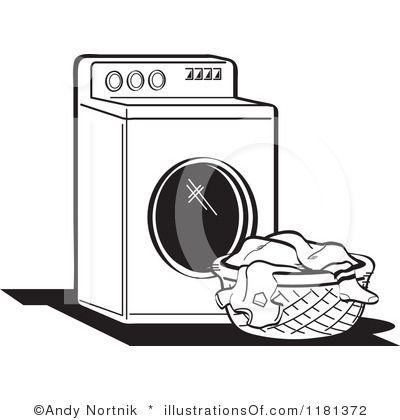 Laundry Basket Illustration   Royalty-Fr-Laundry Basket Illustration   Royalty-Free (RF) Laundry Clipart Illustration by Andy Nortnik-10