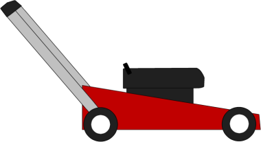 Lawn Mower Clip Art-Lawn Mower Clip Art-8