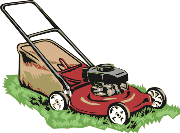 Lawn Mower Clip Art Images Free For Commercial Use