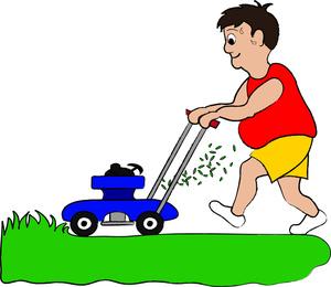Lawn Mower Clip Art-Lawn Mower Clip Art-11