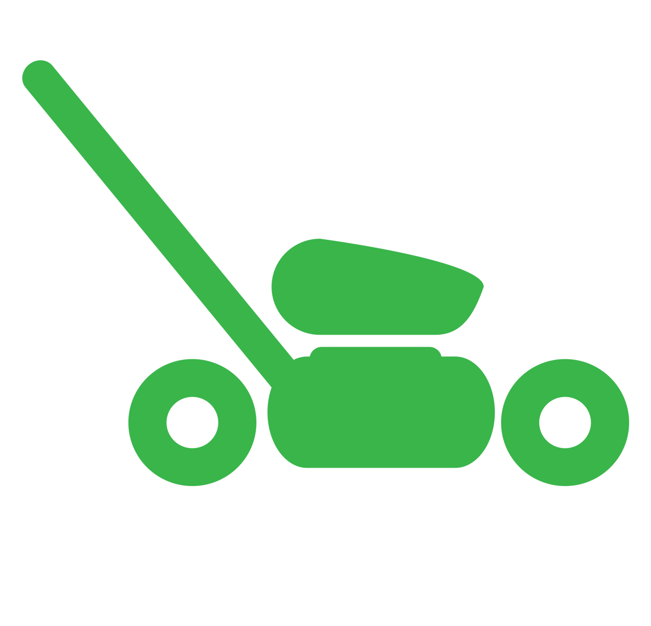 Lawn Mower Clipart #15189