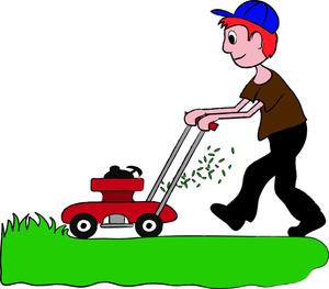 Lawn Mower Clipart u0026amp; Lawn Mower Clip Art Images - ClipartALL clipartall.com