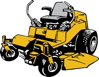 Lawn Mower Commercial Lawn Mowing Clipar-Lawn mower commercial lawn mowing clipart-15